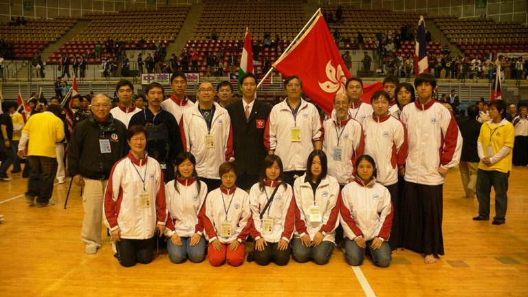 Team HK for WKC in Taipei